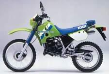 Kawasaki KMX125 SERVICE , Owner's  & Parts Manual CD