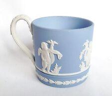 Wedgwood Cherub Tasse-Blue Jasperware Cup