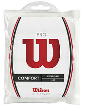 Wilson - Pro & Pro Perforated Overgrip - 12 Overgrips *Neues Modell*