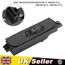 Electric Window Switch Passenger Side Control for Mercedes-Benz Sprinter W906 UK