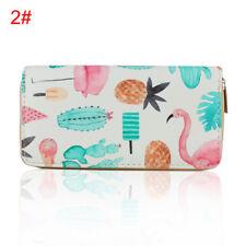 Lovely Flamingo Pineapple Fruit Cute Purse 3d Printing Cactus Make up Handbags 2#