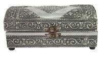 Indian Traditional Beautiful Jewelry Bangle Wooden Box Decorative Box i71-523