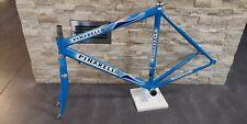 PINARELLO PARIS Alloy road bicycle frameset frame carbon fork S M 53 CM VGC