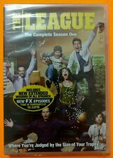 The League: The Complete First Season DVD 2-Disc Set Football Brand New Sealed