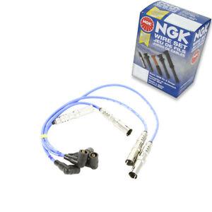 1 pc NGK Spark Plug Wire Set for 2001-2005 Volkswagen Beetle 2.0L L4 - kr