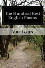 The Hundred Best English Poems (2015, Paperback)