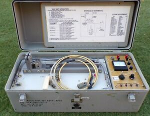 Bell Helicopter Hydraulic Test Set 574-091-017-1