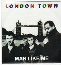 (AY155A) London Town, Man Like Me - DJ CD