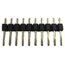 Una sola fila Pcb Pin Header Conector 36 forma (paquete De 2)