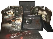 DAYS OF THE TRUMPET CALL - REMINISZENZ 3CD BOX Von Thronstahl Blood Axis Triarii