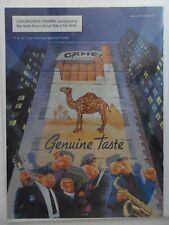 1994 Print Ad JOE Camel Cigarettes ~ The Hard Pack Jazz Band ART