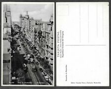 Old Uruguay Real Photo Postcard - Vista de Montevideo