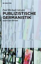 Deutsche Bücher über Sprache & Literatur mit Germanistik-Thema