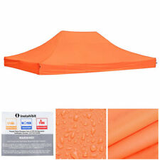 10x15ft 550D Pop Up Canopy Top Replacement Patio Gazebo Sunshade Tent