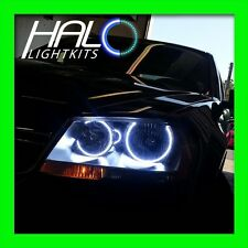 2008-2014 DODGE AVENGER WHITE LED LIGHT HEADLIGHT HALO KIT by ORACLE