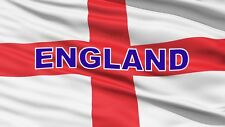 LARGE ENGLAND FLAG 5FT X 3FT St George Cross Football World Cup Rugby