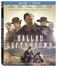 The Ballad of Lefty Brown Bill Pullman Peter Fonda Region A Blu-ray Digital HD