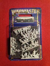 Warmaster Noche Duende arqueros-fuera de imprenta METAL - 10mm warhammer