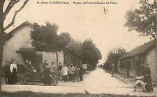 CARTE POSTALE BUREAU DE TABAC CAMP D'AVORD CHER BUREAU DE POSTE
