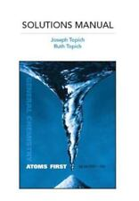 Solutions Manual for General Chemistry : Atoms First. McMurry, Fay