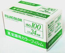 AUD - 3 ROLLS x FujiFilm Fujicolor 100 Industrial film ISO100 24 expo Exp. 2019