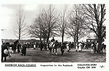 Sports Postcard-Horse Racing,Gatwick Race Course-Inspection in The Paddock 2272