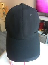 RLX RALPH LAUREN Gentlemens DRI-FIT Black Baseball Cap.