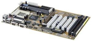 GIGABYTE GA-5AX SOCKET 7 SDRAM AGP PCI ISA