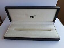 Genuine Original Montblanc Box