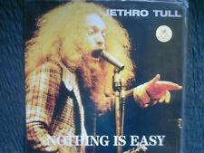 JETHRO TULL Nothing Is Easy  yellow VINYL ALBUM Live in Stockholm Janaury 9 1969