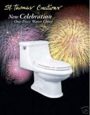 St Thomas Creations Celebration 1 Piece Toilet 6131.130