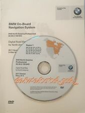2006 2007 2008 BMW E90 3-Series 335i Navigation DVD # 843 EAST Map Edition ©2011