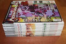 rivista ANNATA COMPLETA MAGAZINE CICLISMO TUTTO MOUNTAIN BIKE MTB 1/12 anno 2010