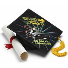 Graduation Cap Topper ™ - Back To The Future - Tassel Topper
