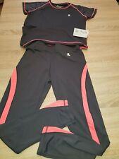 Mädchen Sportanzug/ Fitness Anzug Gr. 164/170