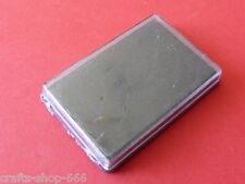 Stempelkissen  Schwarz   Stamping  60 x 40 mm  - Neu