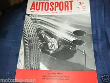1962 LOTUS ELITE REASSEMENT KIT RACE ROAD LOV 1 DAD 10 LES LESTON GRAHAM WARNER