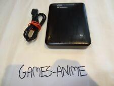 2TB WD My Passport USB 3.0 - Portable External Hard Drive - Western Digital
