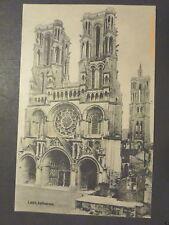 Erster Weltkrieg (1914-18) Kleinformat Sammler Motiv-Ansichtskarten mit Dom & Kirche