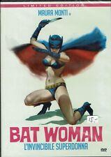 BAT WOMAN l'invincibile superdonna DVD NUOVO