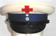 WW1 Original Bavarian Medical or Nursing Staff Peaked Cap