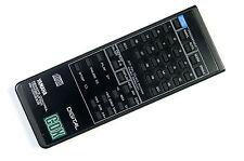 YAMAHA rs-cdx630e ORIG. CD PLAYER TELECOMANDO/Remote Control +1j. GARANZIA! 688