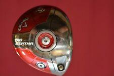 Callaway Big Bertha Alpha Udesign 2014 10.5 Red driver head only MINT