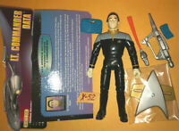 "Star Trek Insurrection 12/"" Action Figure//Doll 6 Different Available Boxed"
