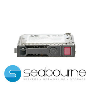HPE 2.4TB 12G SAS 10K SFF 2.5 SC DS 512e HDD Gen10 881457-B21 881507-001