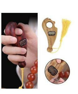 Digital Finger Tasbeeh Misbaha Counter for prayer Islamic Tasbih Muslim Eid