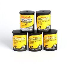 ^ Lot of 5 Black and White Kodak Advantix Aps Film 25 Exp 400 Iso [Expired]