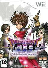Dragon Quest Swords The Masked Queen And The Tower Of Mirrors Nintendo WII