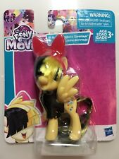NEU Selten Rar My Little Pony Movie Film Songbird Serenade Sia Figur Brushable