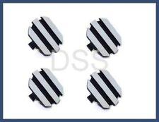 New Genuine BMW Engine Cylinder Valve Cover Trim Caps Set M54 E39 E46 E53 (4)